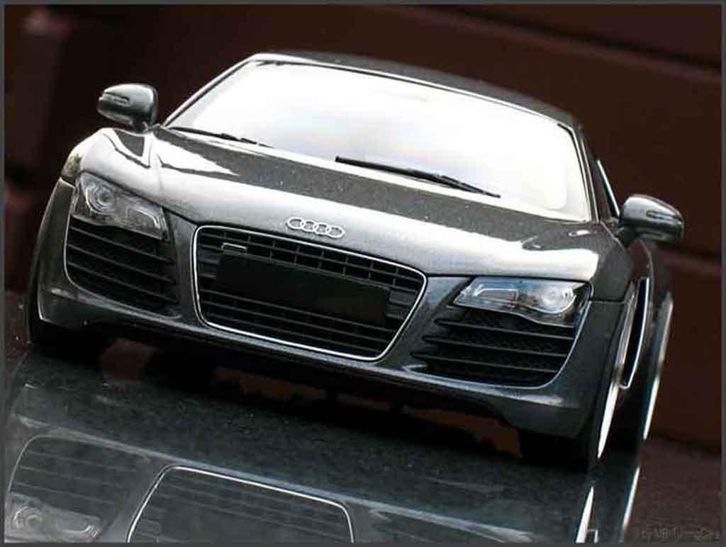 Audi R8 4.2. FSI 1/18 Maisto jantes 20 pouces diecast