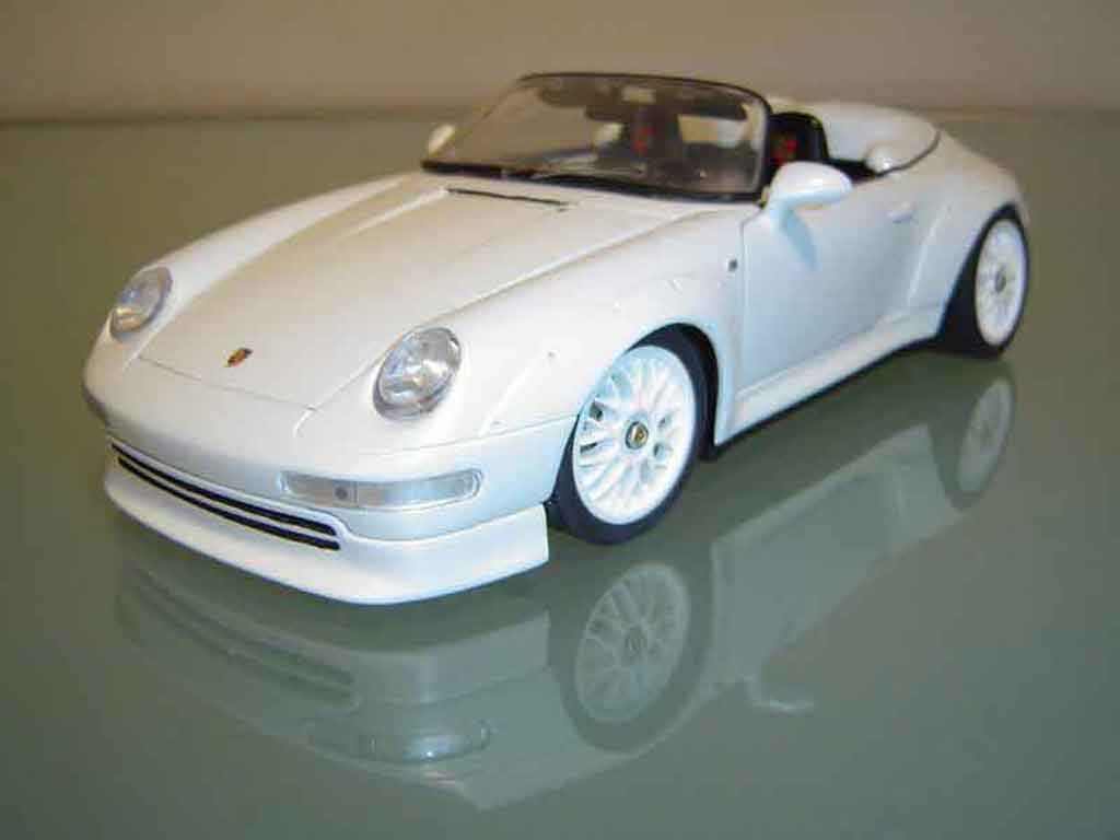 Porsche 993 GT2 1/18 Ut Models speedster diecast model cars