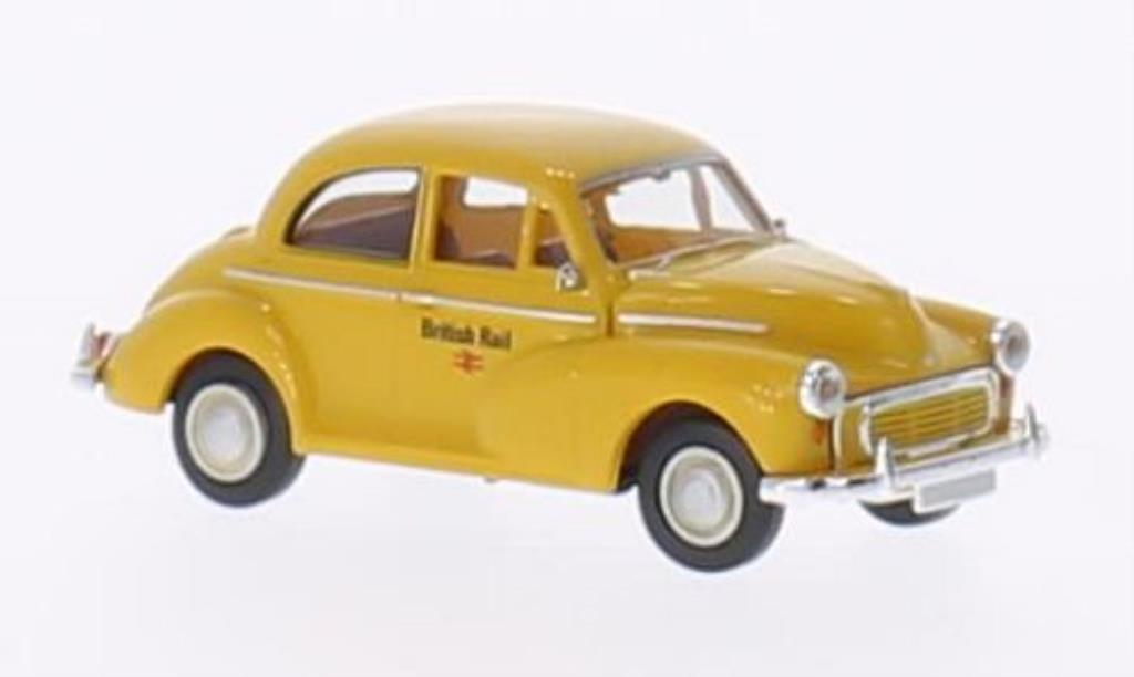 Morris Minor 1/87 Brekina British Rail (GB) miniature