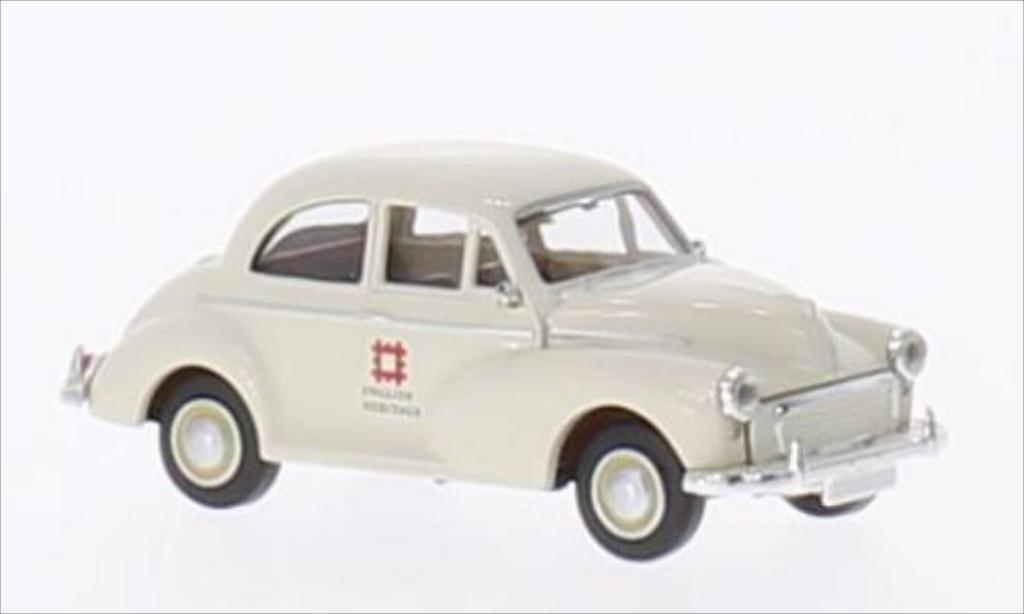 Morris Minor 1/87 Brekina English Heritage (GB) RHD diecast