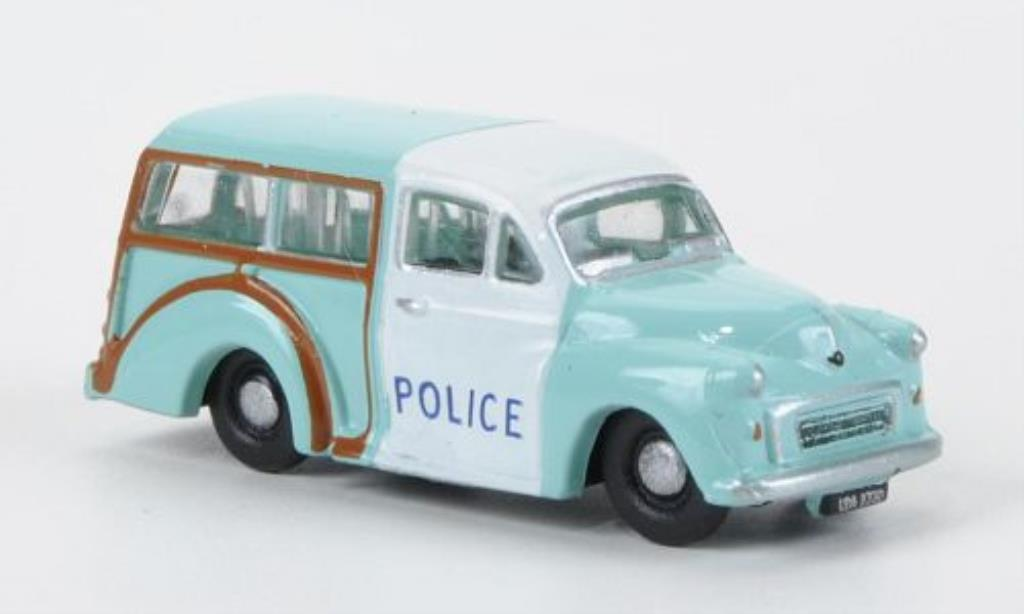 Morris Minor 1/148 Oxford Traveller Wolverhampton Borough Police Polizei (GB) 1965