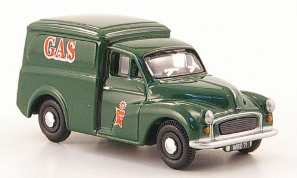 Morris Minor 1/76 Oxford Van Gas miniature