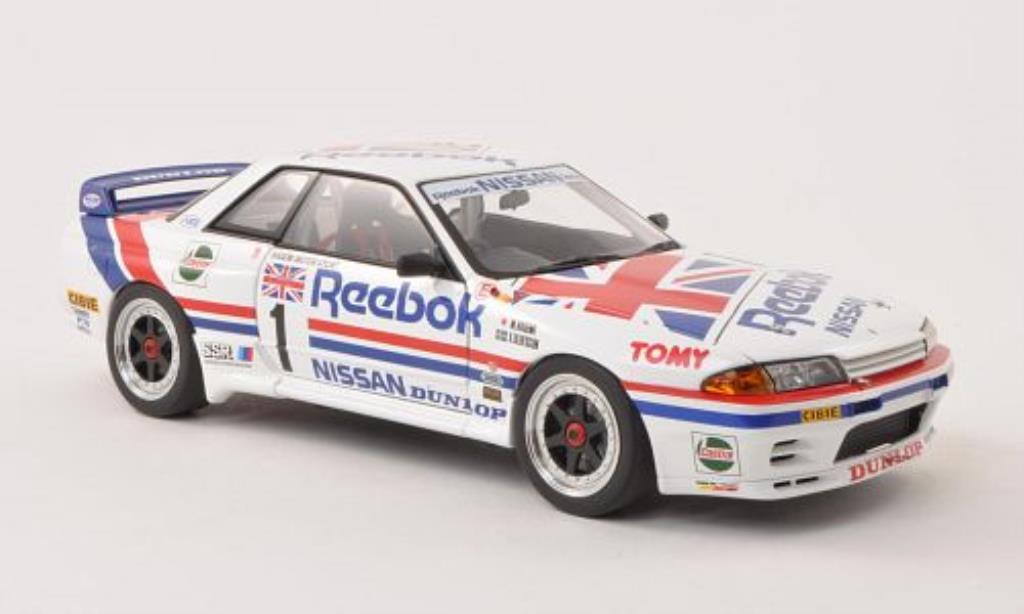 Nissan Skyline 1/18 Autoart GT-R (R32) Gr.A No.1 Reebok 1990 /A.Olofsson miniature