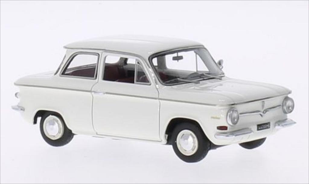 NSU Prinz 1/43 Kess 4 blanche 1961 miniature