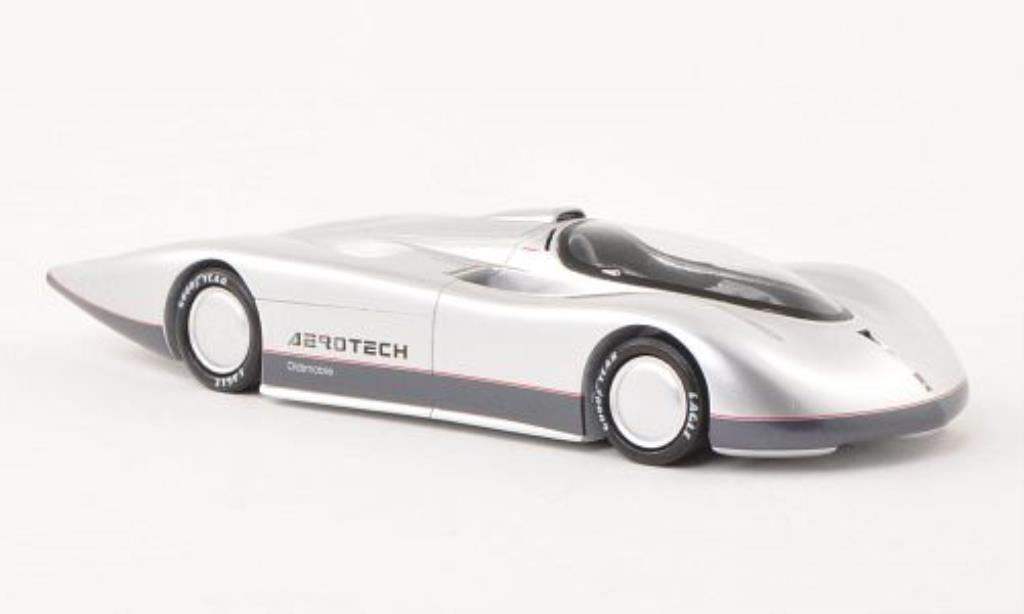 Oldsmobile Aerotech 1/43 Bizarre Long Tail Quad 4 Double Turbo Flying Mile Record 1987