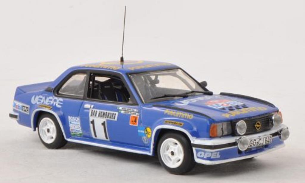 Opel Ascona B 1/43 Vitesse 400 No.11 Publimmo Venere Rally Monte Carlo 1981 /B.Berglund miniature