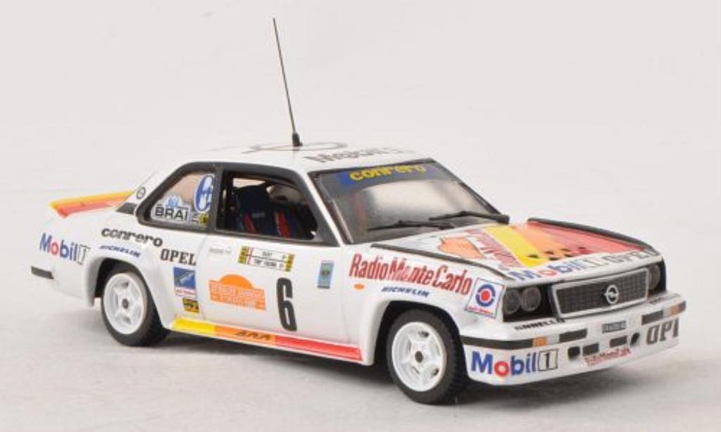 Opel Ascona B 1/43 Vitesse 400 No.6 Conrero Rally Sanremo 1981 miniature