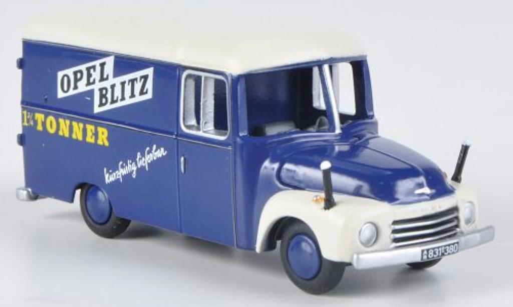 Opel Blitz 1/87 Bub 1.75t Kasten Opel Blitz miniature