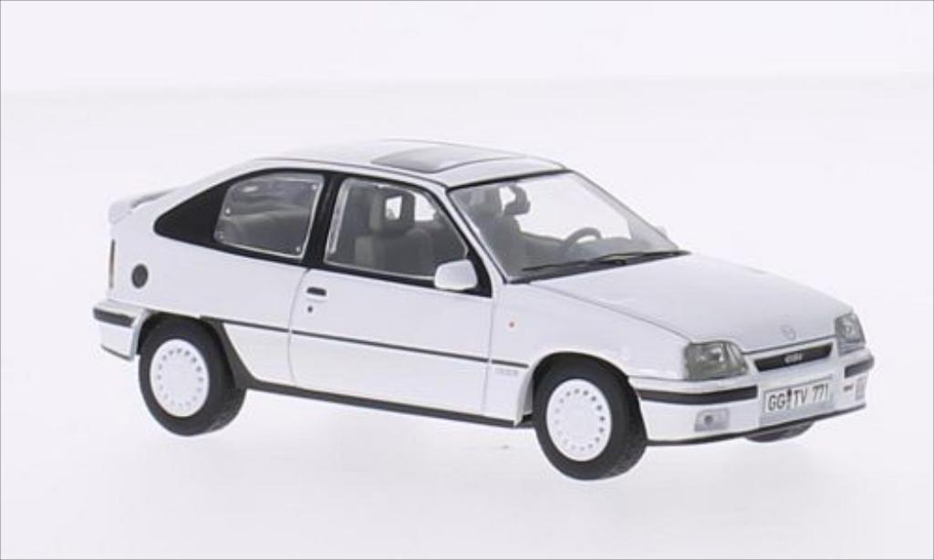 Opel Kadett E 1/43 Vanguards GSI 16V blanche miniature