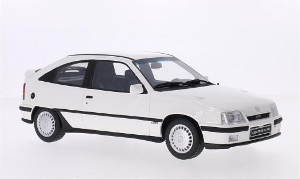 Opel Kadett E 1/18 Ottomobile GSi 2.0 16V blanche miniature