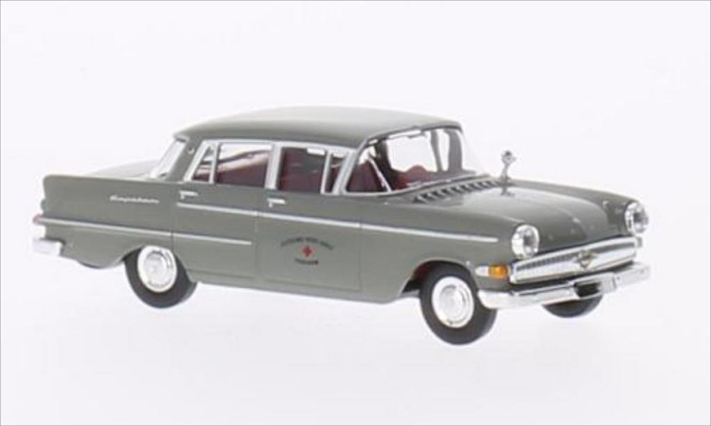 Opel Kapitan 1/87 Brekina P 2.6 DRK Prasidium miniature