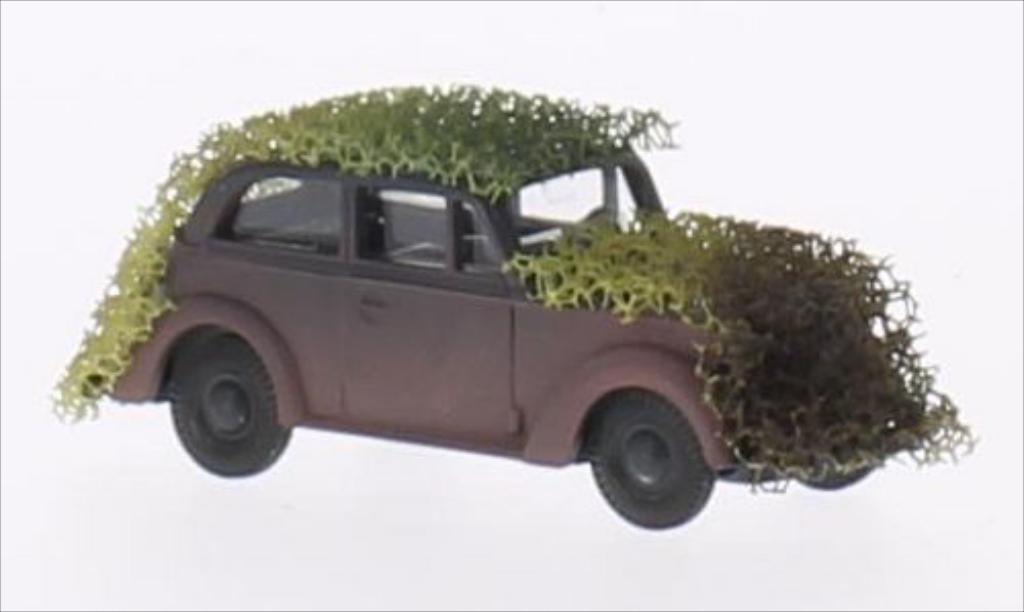 Opel Olympia 1/87 Busch 1938 miniature