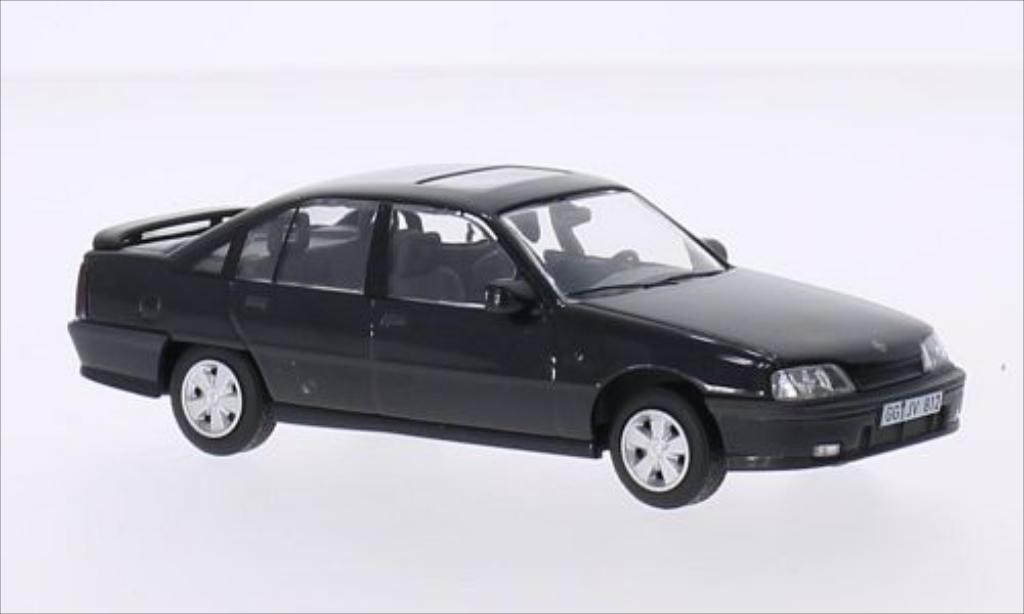 Opel Omega 1/43 Vanguards 3000 metallic-noire miniature
