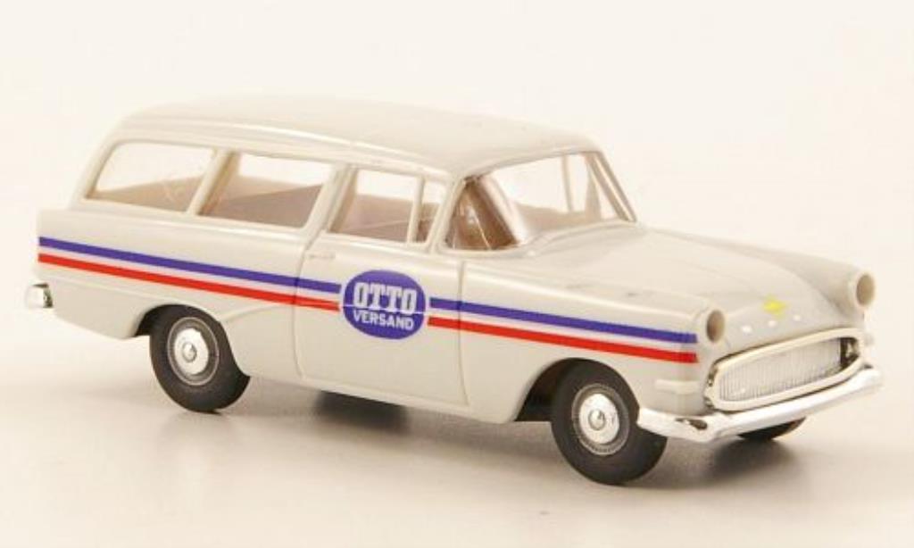 Opel Rekord 1/87 Brekina P1 Caravan Otto Versand miniature
