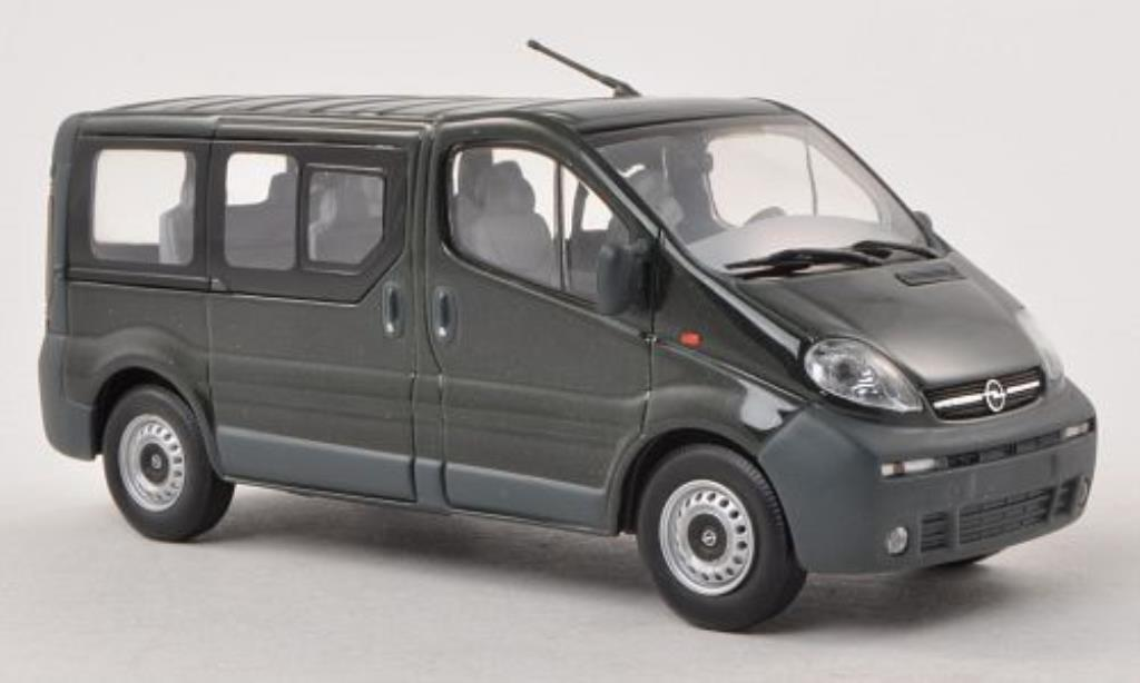 Opel Vivaro 1/43 Minichamps Break verte 2001 miniature