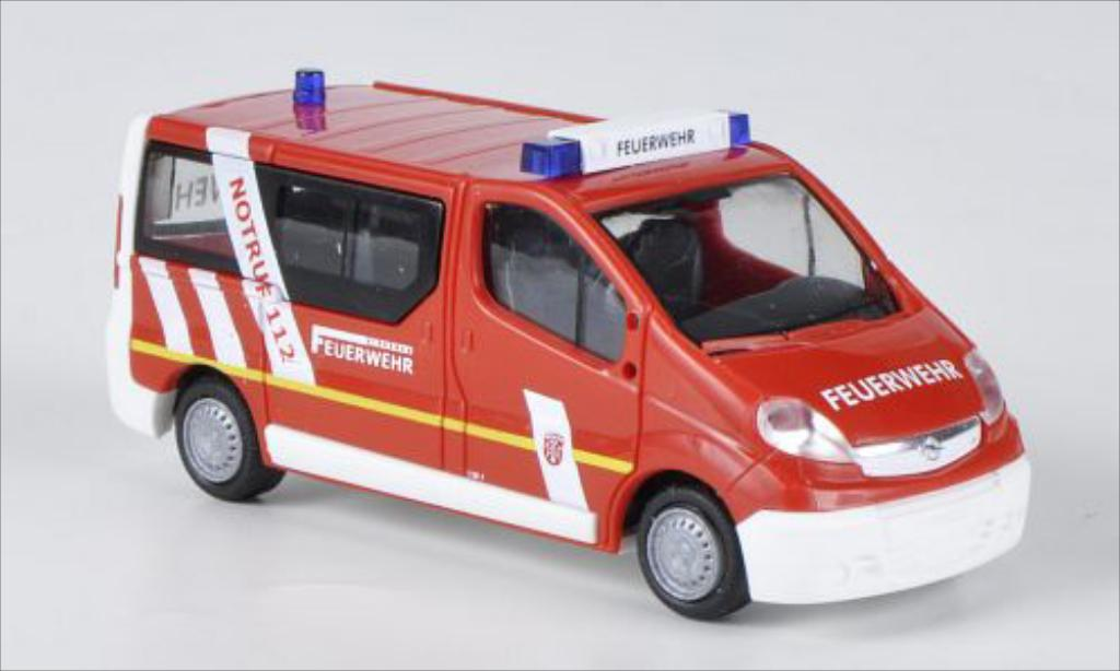 Opel Vivaro 1/87 Rietze MD Birkenau 2006 miniature