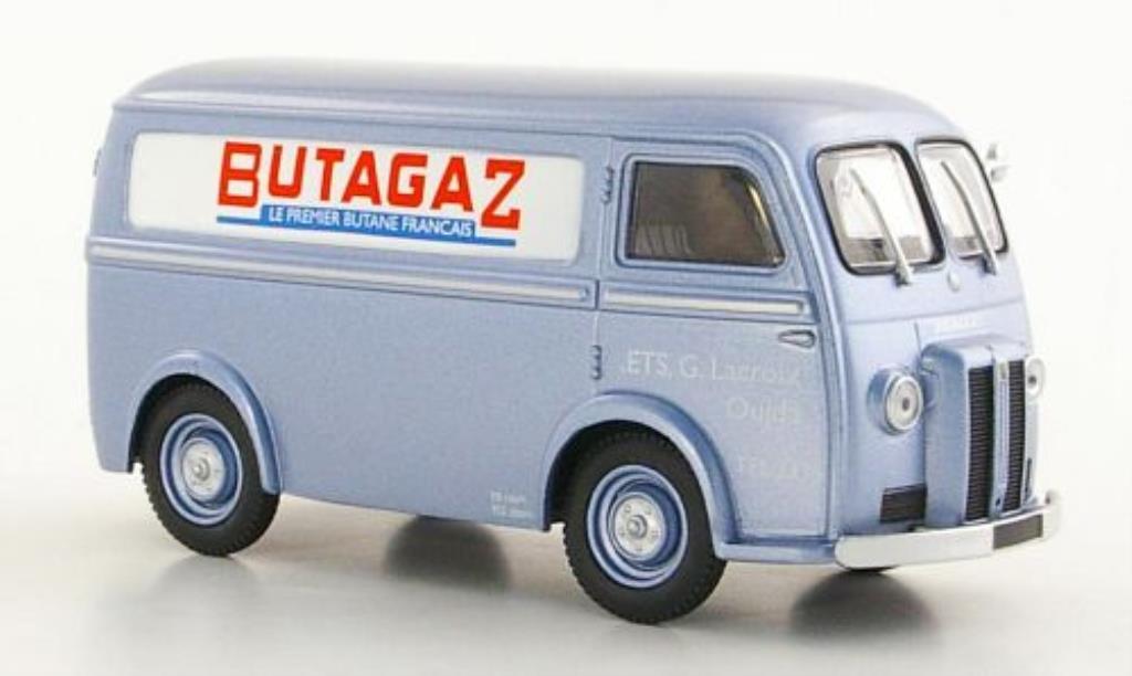 Peugeot D3A 1/43 Eligor Kasten Butagaz - Oujda (Marokko) miniature