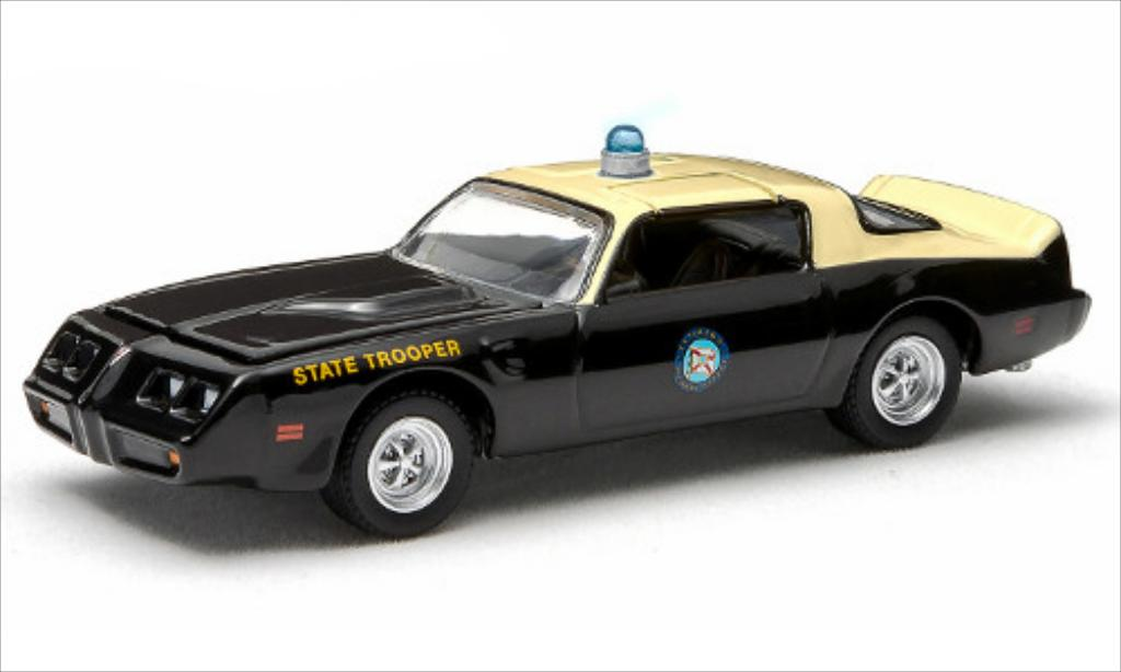 Pontiac Firebird 1980 1/64 Greenlight  miniature