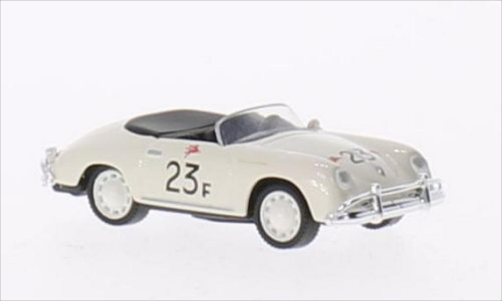 Porsche 356 A 1/87 Schuco Speedster Jimmys Speedster No.23F diecast model cars