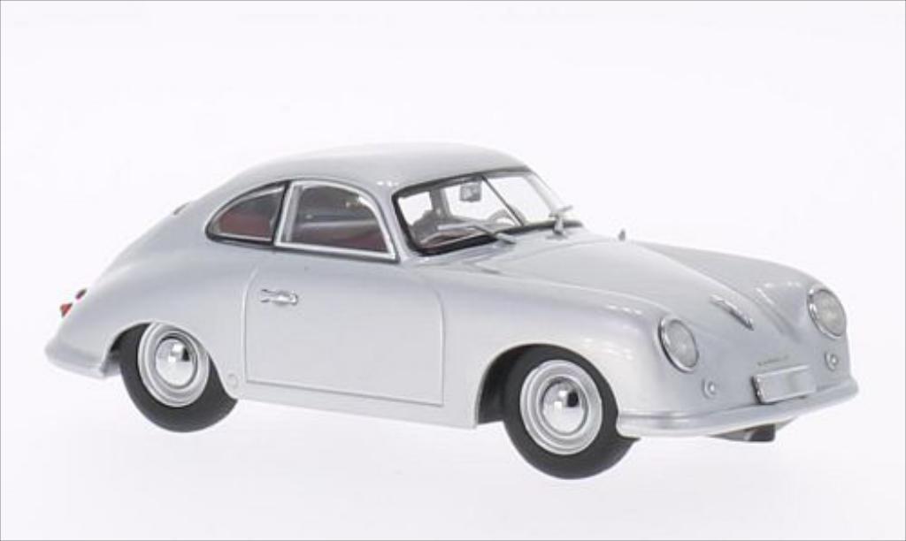 Porsche 356 1/43 Minichamps Ferdinand grise 1950 miniature
