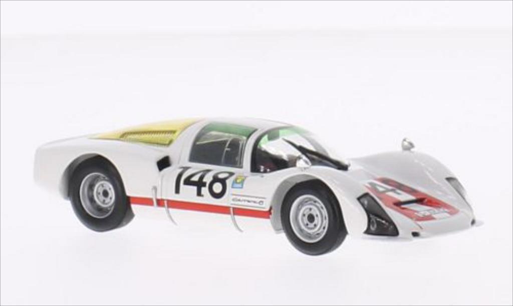 Porsche 906 1/43 Minichamps K No.148 Scuderia Filipinetti Targa Florio 1966 /H.Muller diecast model cars