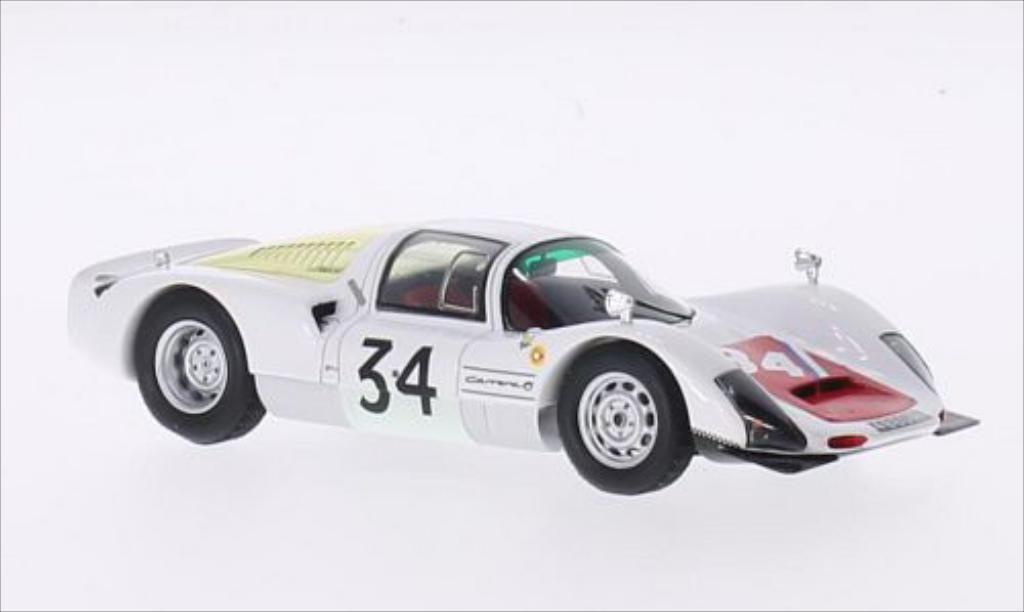 Porsche 906 1/43 Spark No.34 24h Le Mans 1966 /G.Koch diecast model cars
