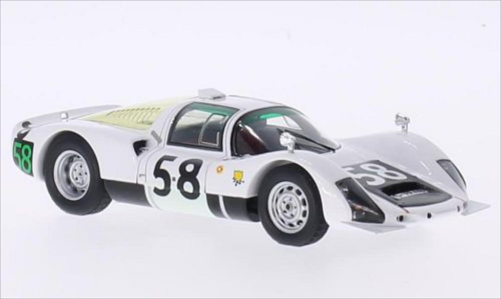 Porsche 906 1/43 Spark No.58 24h Le Mans 1966 /R.Stommelen diecast model cars
