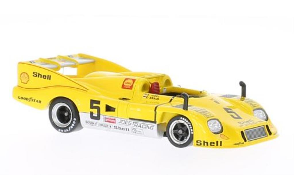 Porsche 908 1976 1/43 Spark Turbo No.5 Nurburgring /E.Kraus miniature