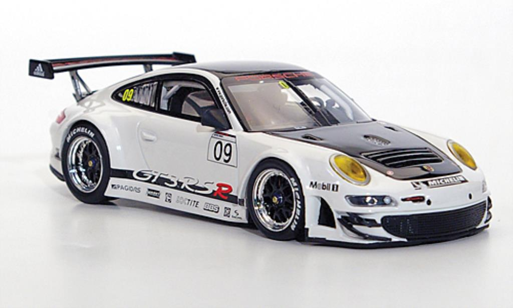 Porsche 997 GT3 1/43 Minichamps R Presentation 2009 diecast model cars