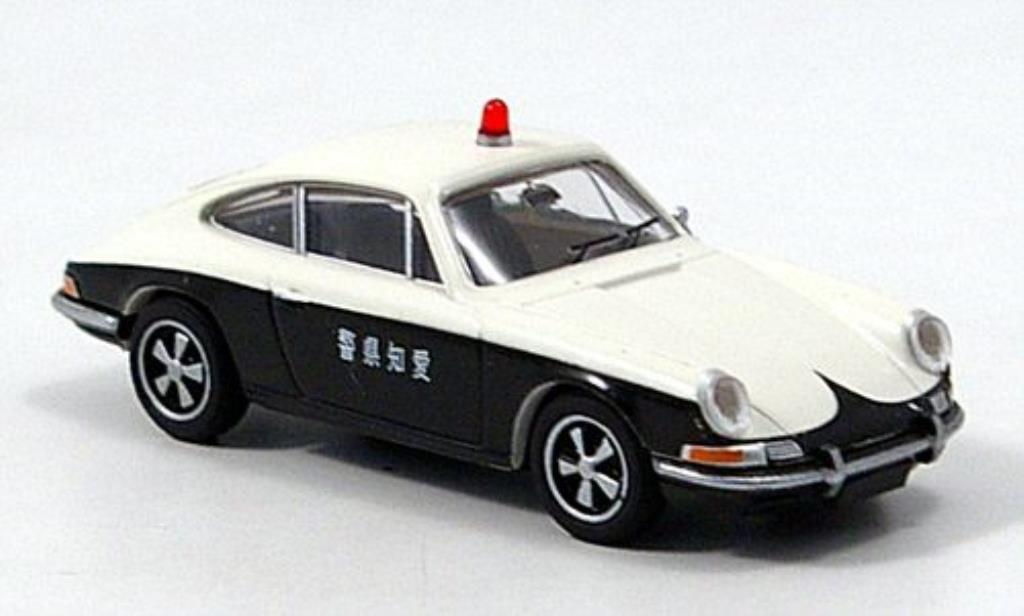 Porsche 911 1/87 Brekina Japanische Polizei diecast