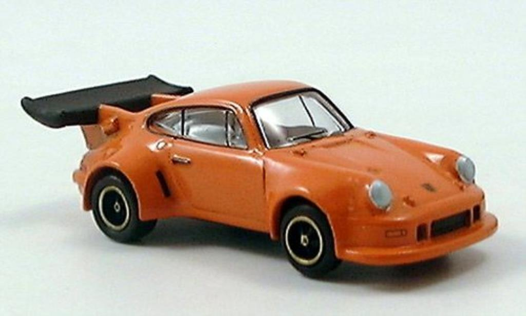 Porsche 911 RSR 1/87 Bub Turbo orange miniature