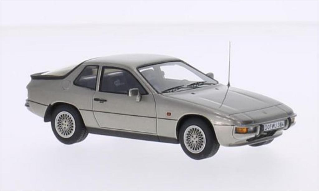 Porsche 924 1/43 Kess Jubileum metallic-beige 1980 reduziert