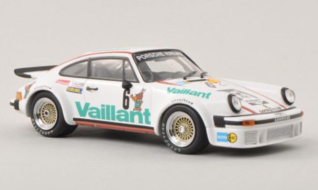Porsche 934 1/43 Minichamps No.6 Vaillant EGT Norisring 1976 diecast