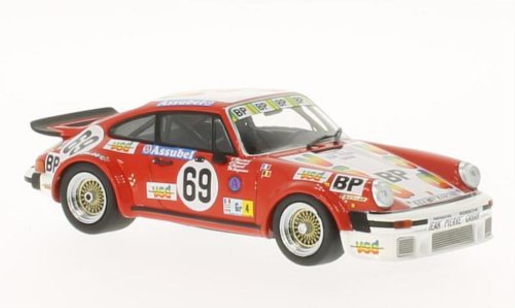 Porsche 934 1/43 Minichamps No.69 V.S.D. 24h Le Mans 1978 /Dagoreau diecast
