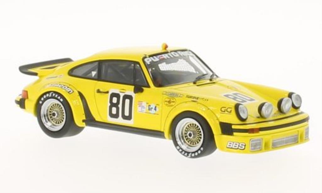 Porsche 934 1/43 Minichamps No.80 24h Le Mans 1980 /Febles diecast
