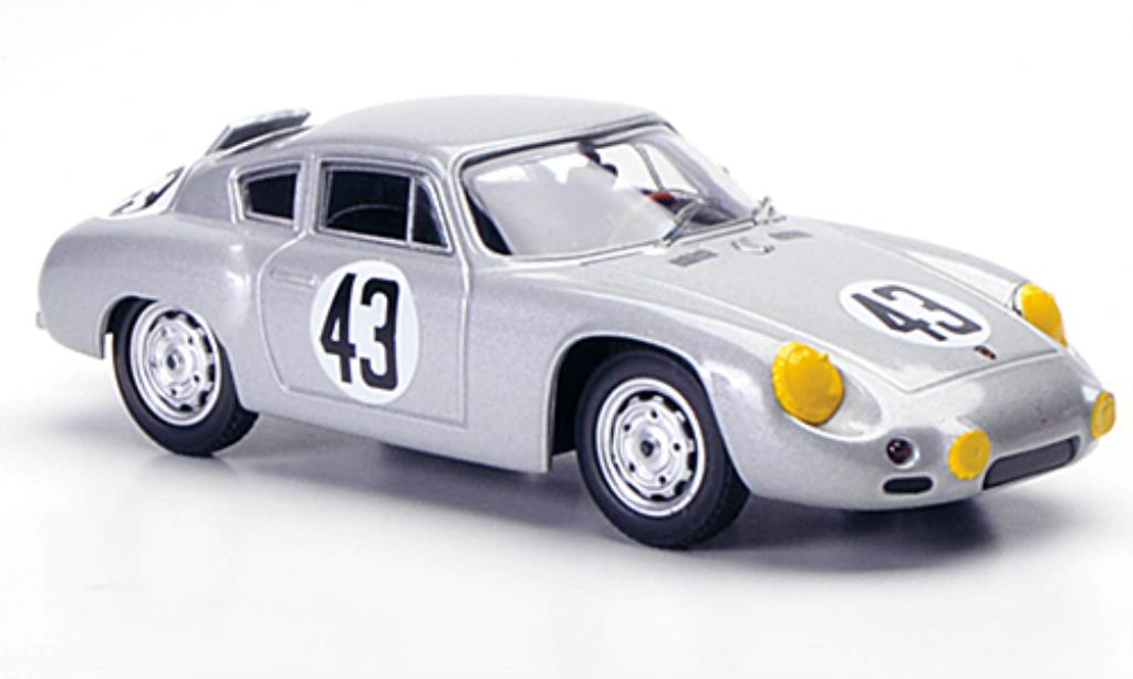Porsche Abarth 1/43 Best No.43 E.Barth Sebring 1963 miniatura