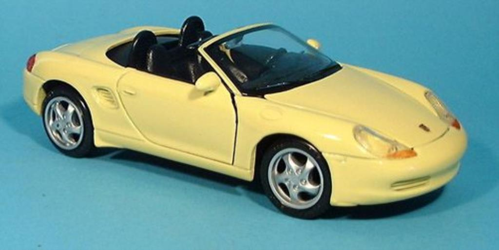 Porsche Boxster 1/24 Maisto Cabriolet (ohne Farbangabe) miniature