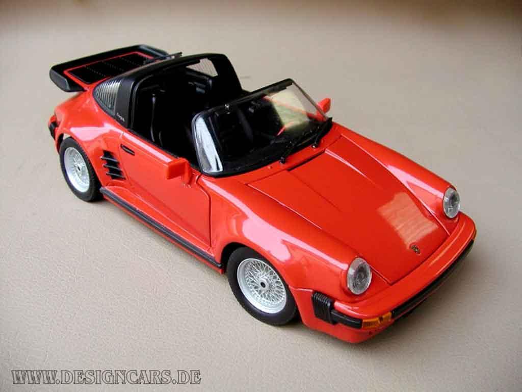 Porsche 911 Flat Nose 1/18 Revell targa miniatura