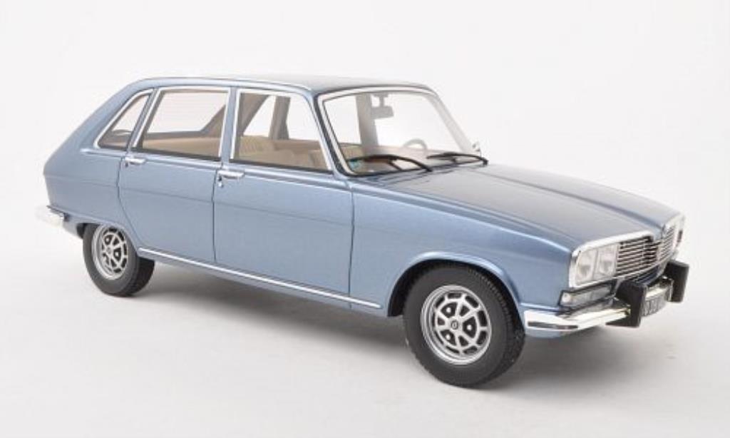 Renault 16 1/18 Ottomobile TX bleu miniature