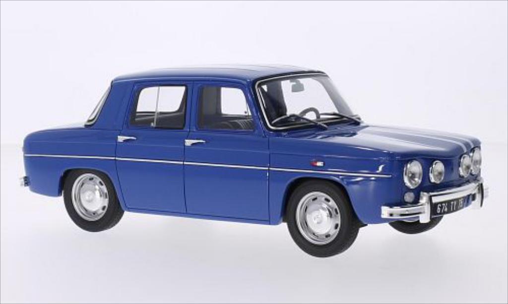 Renault 8 Gordini 1/18 Ottomobile 1300 bleu/blanche miniature