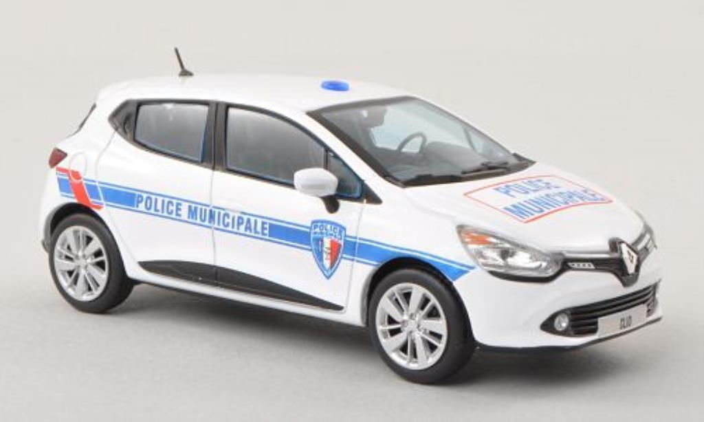 Renault Clio IV 1/43 Eligor Police Municipale modellautos