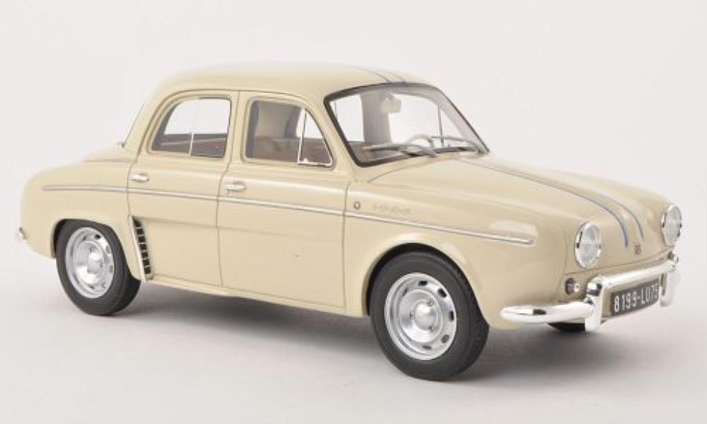 Renault Dauphine 1/18 Ottomobile 1093 beige