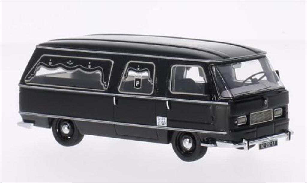 Renault Estafette 1/43 Perfex Arnault black 1969 diecast model cars