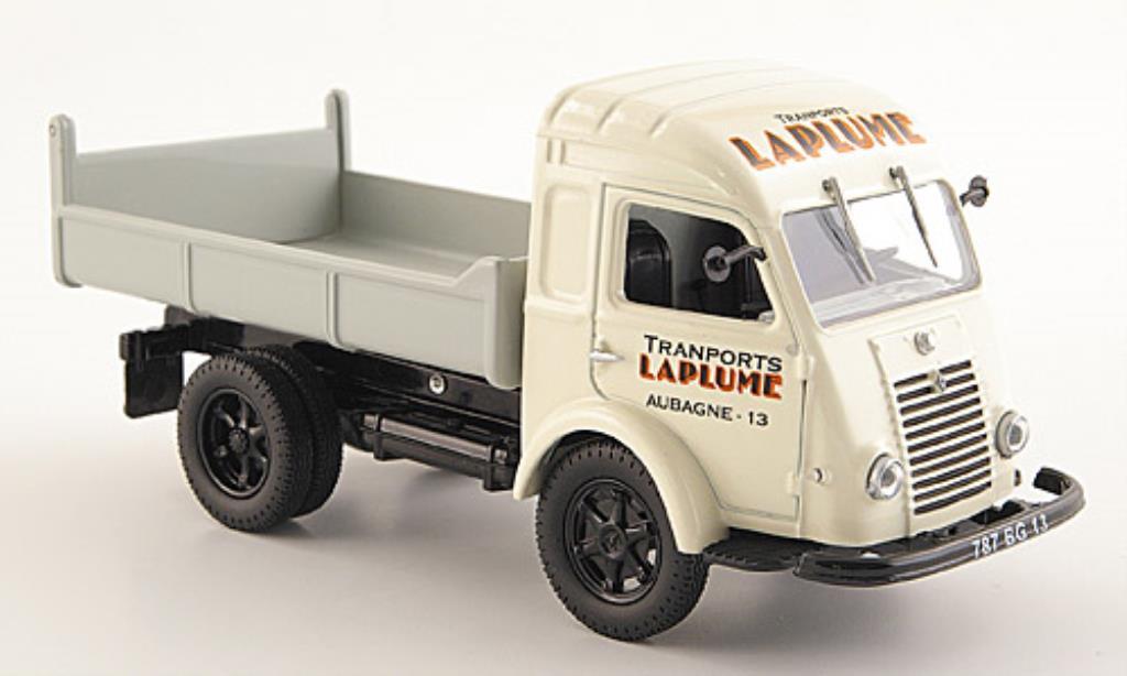 Renault Galion 1/43 Norev 2.5 tonnes Transports La Plume 1959 miniature