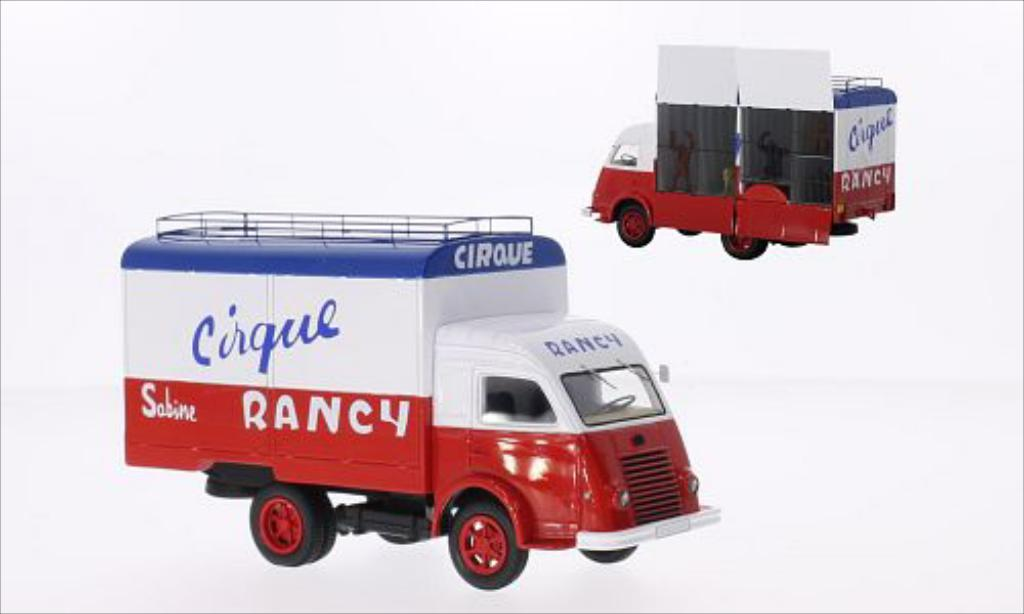 Renault Galion 1/43 Perfex 2.5T Cirque Sabine Rancy miniature