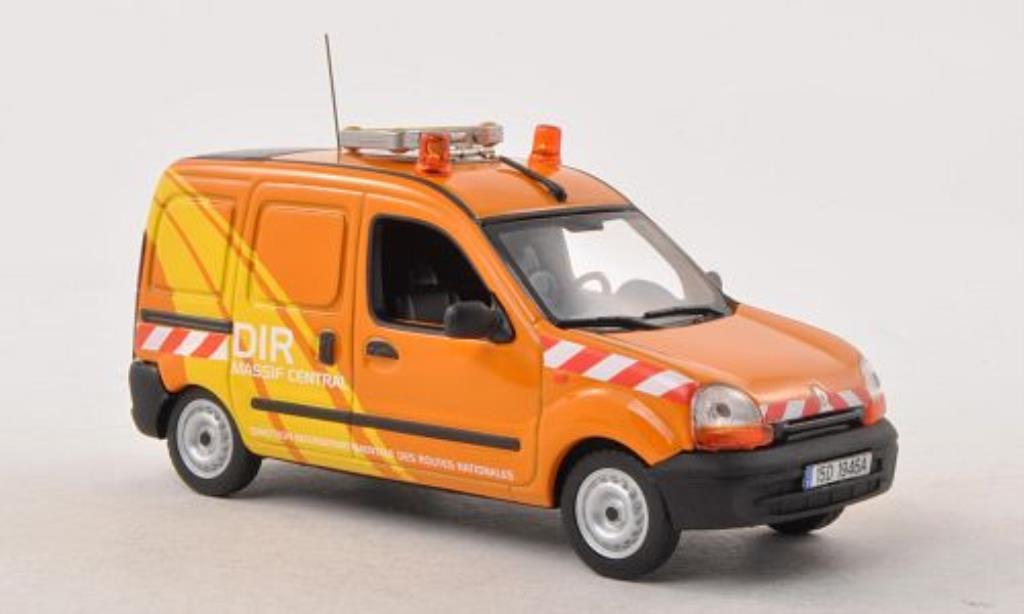 Renault Kangoo 1/43 Norev DDE (F) 2008 miniature