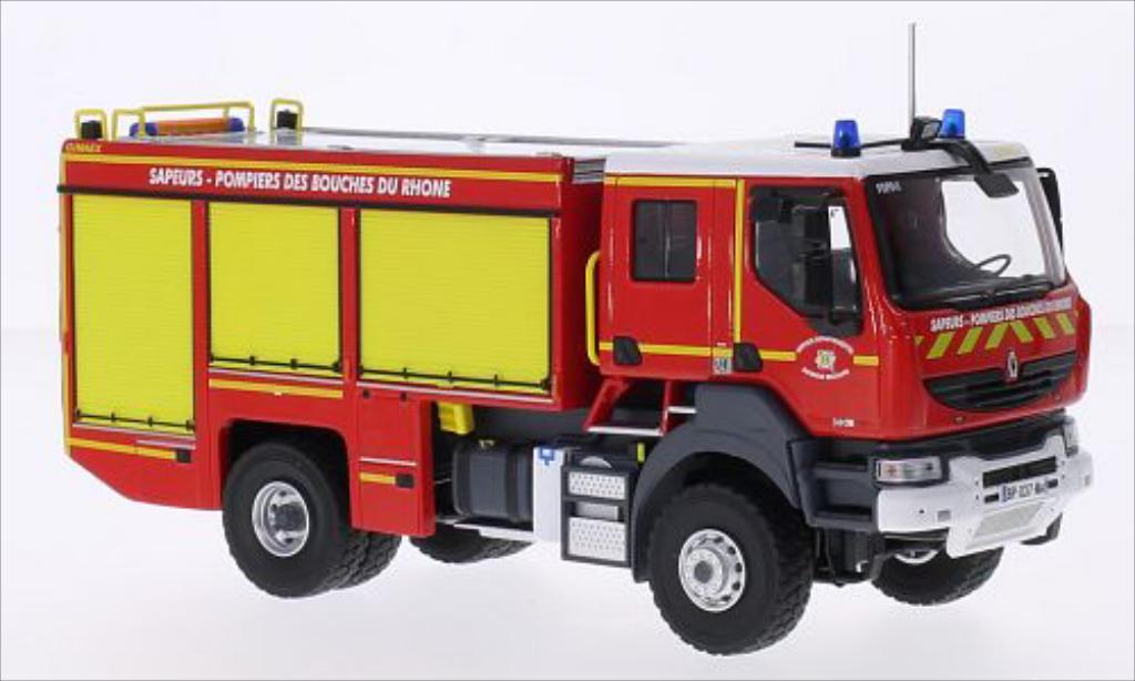 Renault Kerax 1/43 Eligor Sapeurs Pompiers des Bouches du Rhone diecast