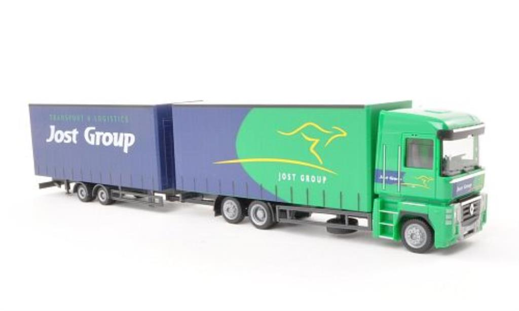 Renault Magnum 1/87 Herpa Jost Group (L) Volumen-HZ miniature