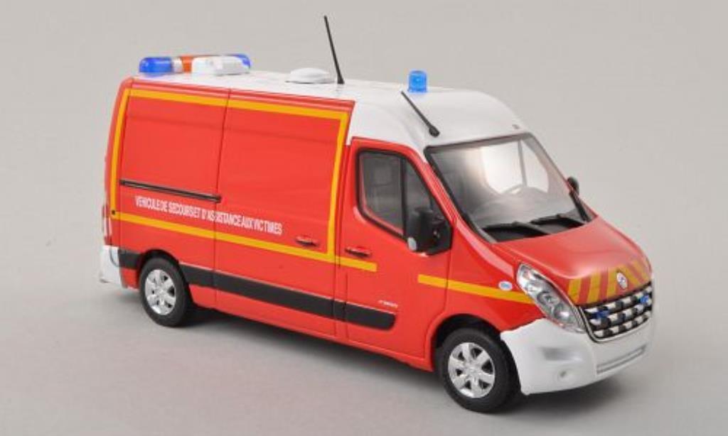Renault Master 1/43 Eligor VSAV miniature