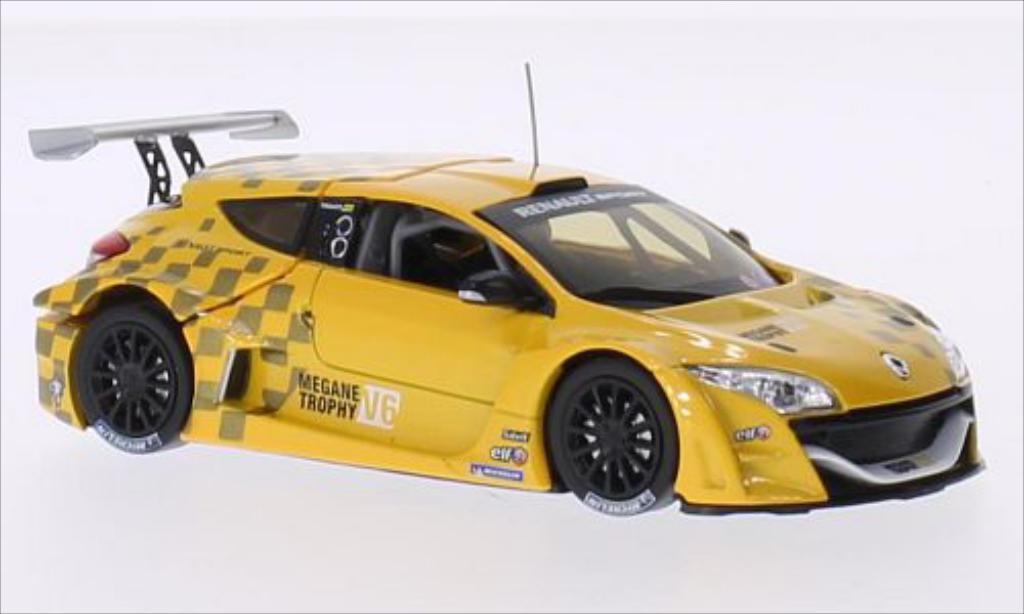 Renault Megane Trophy 1/43 Norev Renault Sport 2011 miniature